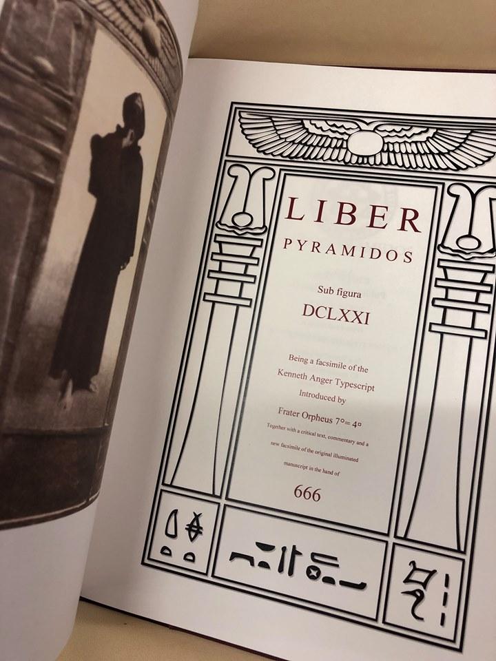 Liber Pyramidos Ltd 93