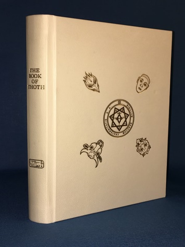 BOOK OF THOTH 22 copies – Hell Fire Club Books